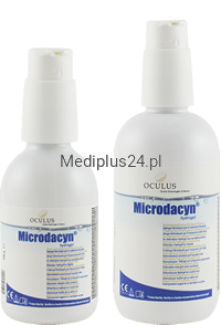 Microdacyn 60 Wound Care  płyn do  ran 500ml