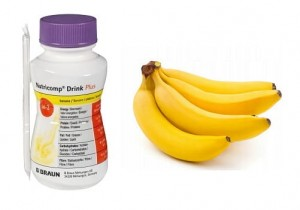 NUTRICOMP Drink Plus 200ml / 300 kcal - bananowy